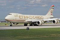 N855GT @ KORD - Etihad Cargo