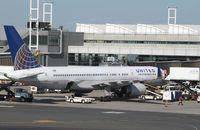 N48127 @ KEWR - Boeing 757-200 - by Mark Pasqualino