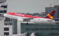 N612MX @ MIA - Avianca