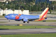 N647SW @ TPA - Southwest Triple Crown
