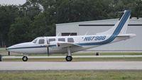 N679BB @ LAL - Aerostar