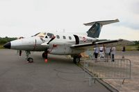 67 @ LFES - French naval aviation Embraer EMB-121AN Xingu, Static display, Guiscriff airfield (LFES) open day 2014 - by Yves-Q