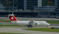 HB-IYT @ LSZH - Swiss, is hereon the way to the gate shortly after landing at Zürich-Kloten(LSZH) - by A. Gendorf