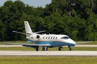 N2 @ KLAL - Cessna Citation Excel [560-5333] (Federal Aviation Administration) Lakeland-Linder~N 16/04/2010