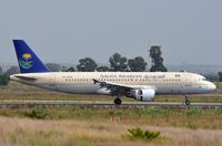 HZ-AS35 - A320 - Saudi Arabian Airlines