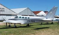 CX-PRG @ SUAA - Hangarado en Aeropuerto Angel S. Adami. - by aeronaves CX