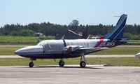 CX-RHS @ SUAA - Plataforma Aeropuerto Angel S. Adami, único PA-60 en Uruguay. - by aeronaves CX