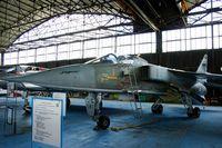 A87 @ LFOC - Sepecat Jaguar A, Canopée Museum Châteaudun Air Base (LFOC) - by Yves-Q