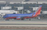 N785SW @ KLAX - Boeing 737-700 - by Mark Pasqualino