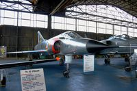 7 @ LFOC - Dassault Mirage III C, Canopée Museum Châteaudun Air Base 279 (LFOC) - by Yves-Q