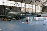 549 @ LFOC - Dassault Mirage III E, Canopée Museum Châteaudun Air Base 279 (LFOC) - by Yves-Q