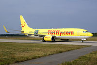 D-AHFI @ EDDV - TUIfly - by Fred Willemsen