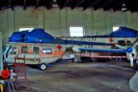 SP-ZXR @ EPZP - Mil Mi-2 Hoplite [515040017] Zielona Gora~SP 16/05/2004