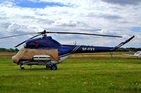 SP-FSV - Mil Mi-2 Hoplite [5210539038] Warsaw-Bemowo~SP 17/05/2004