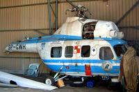 SP-GWH @ EPCH - Mil Mi-2 Hoplite [535019116] (Aeroklub Czestochowski) Czestochowa-Rudniki~SP 19/05/2004