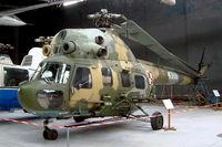 4316 - Mil Mi-2URP Hoplite [564316105] (Muzeum Lotnictwa Polskeigo) Krakow Museum, Malopolskie~SP 20/05/2004 - by Ray Barber