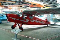 SP-BNU - Rogalski-Wigura-Dzewiecki R.W.D.13  [283] (Muzeum Lotnictwa Polskeigo) Krakow Museum, Malopolskie~SP 20/05/2004
