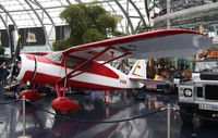 D-ELDL @ LOWS - red bull hangar, Salzburg - by olivier Cortot