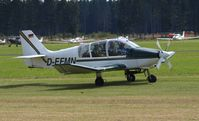D-EFMN @ EDGB - taxi to parking - by Volker Leissing