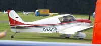D-EGHB @ EDGB - taxi to parking - by Volker Leissing