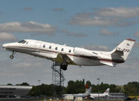 CS-DXG @ EGLF - Netjets departure. - by kenvidkid