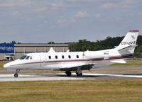 CS-DXS @ EGLF - Netjets departure. - by kenvidkid