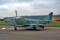 35 41 @ EDBG - Fiat G-91R/4 [0113] (German Air Force) Berlin-Gatow~D 15/05/2004