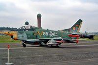 99 12 @ EDBG - Fiat G-91R/3 [554] (German Air Force) Berlin-Gatow~D 15/05/2004