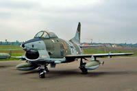 32 15 @ EDBG - Fiat G-91R/3 [483] (German Air Force) Berlin-Gatow~D 15/05/2004