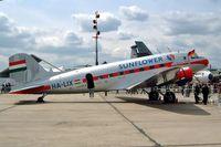 HA-LIX @ EDDB - Lisunov Li-2T [18433209] (Sunflower Aerial Transport) Berlin-Schonefeld~D 14/05/2004 - by Ray Barber