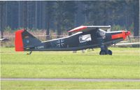 D-EWRG @ EDGB - taxi to parking - by Volker Leissing