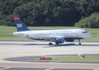 N712US @ TPA - US Airways