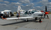 D-ETPG @ EGLF - On static display at FIA 2014. - by kenvidkid