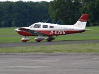 D-EZEW @ EDLT - taxi to parking - by Volker Leissing