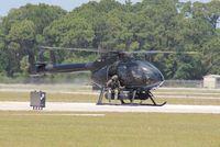 N810LA @ EVB - MD-600N - by Florida Metal