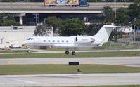 N826RP @ FLL - Gulfstream IV