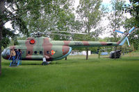 390 @ EDAM - Mil Mi-8T Hip [0223] (German Air Force) Merseburg~D 22/05/2004 - by Ray Barber