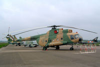 93 01 @ EDBG - Mil Mi-8T Hip [031233] German Air Force) Berlin-Gatow~D 15/05/2004