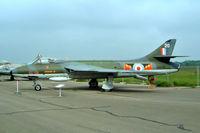 XG152 @ EDBG - Hawker Hunter F.6A [S4/U/3385] (Royal Air Force)  Berlin-Gatow~D 15/05/2004