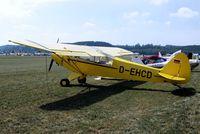 D-EHCD @ EDMT - Piper L-18C-95 Super Cub  [18-3137] Tannheim~D 23/08/2013 - by Ray Barber