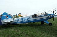 D-EBHV @ EDMT - Piper L-18C-95 Super Cub [18-2058] Tannheim~D 24/08/2013 - by Ray Barber