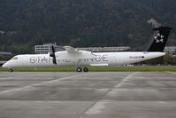 OE-LGO @ LOWI - OE-LGO in the new Star Alliance Livery (Tyrolean Airways)