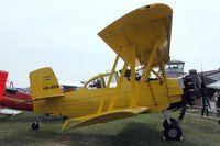 HA-AGA @ EDMT - Schweizer-Grumman G-164A Ag-Cat [1554] Tannheim~D 23/08/2013