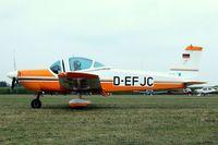 D-EFJC @ EDMT - D-EFJC   Bolkow Bo.209C Monsun 160RV [125] Tannheim~D 24/08/2013 - by Ray Barber