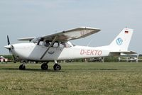 D-EKTO @ EDMT - R/Cessna F.172G Skyhawk [0180] Tannheim~D 24/08/2013 - by Ray Barber