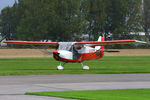 G-CCPF @ EGBR - at Breighton's Heli Fly-in, 2014 - by Chris Hall