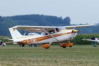 D-EIMY @ EDMT - R/Cessna F.172N Skyhawk [1908] Tannheim~D 24/08/2013 - by Ray Barber