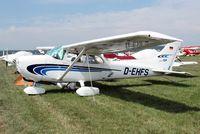 D-EHFS @ EDMT - R/Cessna F.172N Skyhawk [1944] Tannheim~D 24/08/2013 - by Ray Barber