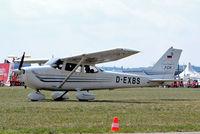 D-EXBS @ EDMT - D-EXBS   Cessna 172S Skyhawk [172S-9416] Tannheim~D 23/08/2013 - by Ray Barber