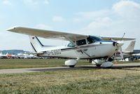 D-ESBG @ EDMT - R/Cessna F.172P Skyhawk [2126] Tannheim~D 23/08/2013 - by Ray Barber
